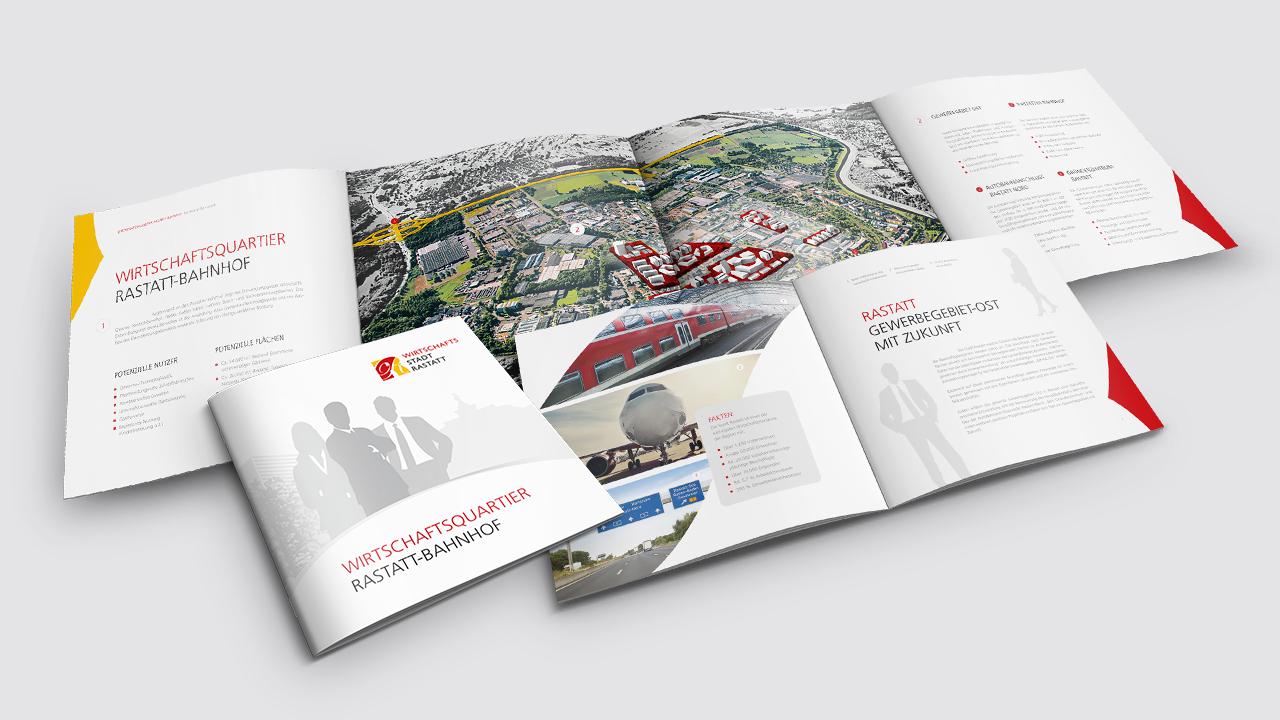 Stadt Rastatt – die Zukunft startet im Gewerbegebiet Ost
