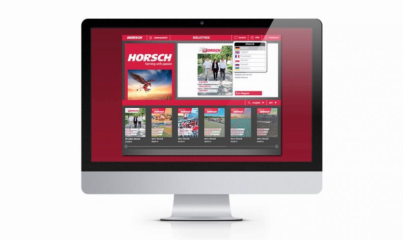 Horsch eMagazin