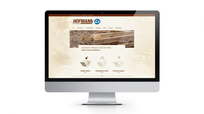 Hofmann Entsorgung